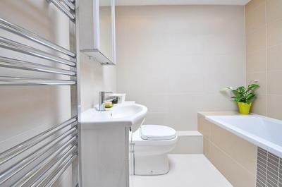 Вентилятор в ванную комнату канальный