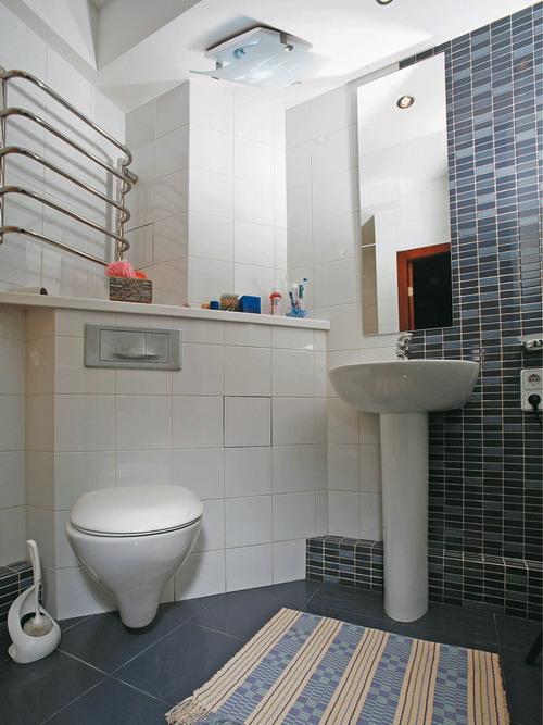 Вентиляция ванной вытяжным вентилятором