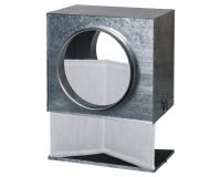 Фильтр для вентиляции кассетный