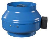 Круглые канальные вентиляторы Вентс