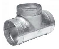 Тройник для вентиляции