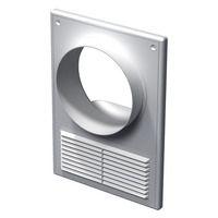 Вентиляционные решетки с фланцем Вентс МВ КВс