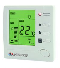 Регуляторы температуры для вентиляции