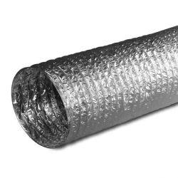 Гнучкий повітровід 100 мм