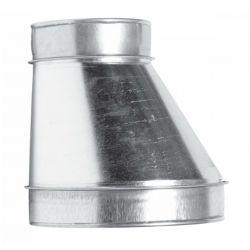 Переходник односторонний вентиляционный 250/200