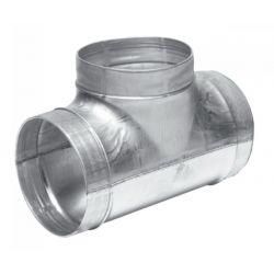 Тройник 250/125 для вентиляции