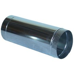 Воздуховод оцинкованный 125 мм