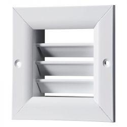 Вентиляционная решетка металлическая Вентс ОРГ 200х100