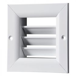 Вентиляционная решетка металлическая Вентс ОРГ 300х250