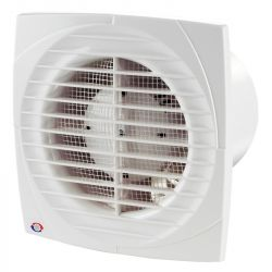 Вентилятор Вентс 150 ДВТК с выключателем, таймером и обратным клапаном