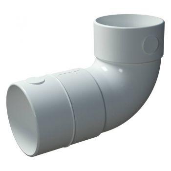 Отвод круглый FlexiVent 060375