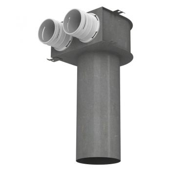 Адаптер вентиляционный 0811125/75х2